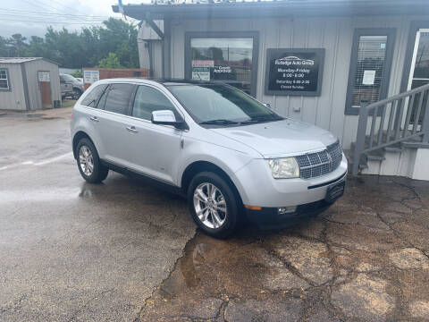2010 Lincoln MKX for sale at Rutledge Auto Group in Palestine TX