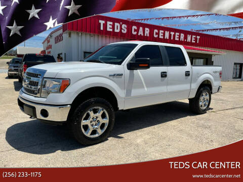 2013 Ford F-150 for sale at TEDS CAR CENTER in Athens AL