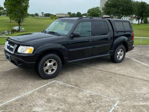 2004 Ford Explorer Sport Trac for sale at M A Affordable Motors in Baytown TX