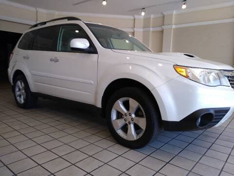2010 Subaru Forester for sale at Town Motors in Hamilton OH