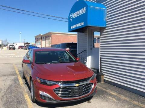 2019 Chevrolet Malibu for sale at Browning Chevrolet in Eminence KY
