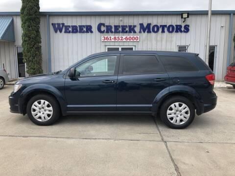 2015 Dodge Journey for sale at Weber Creek Motors in Corpus Christi TX
