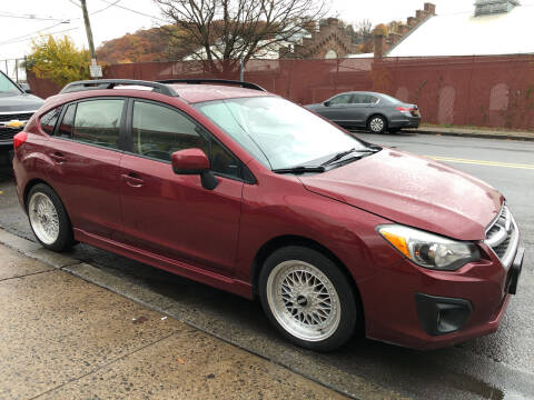 2014 Subaru Impreza for sale at Deleon Mich Auto Sales in Yonkers NY