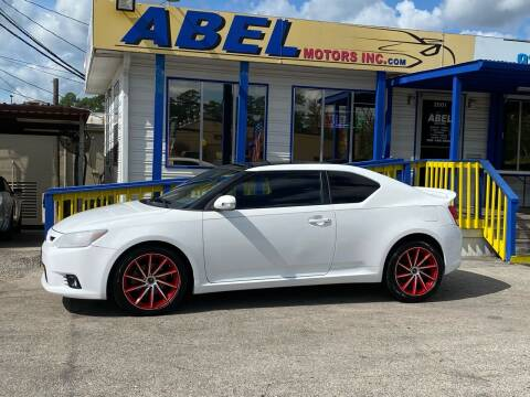 2012 Scion tC for sale at Abel Motors, Inc. in Conroe TX