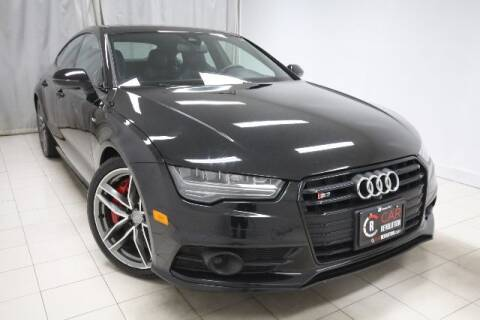 2017 Audi S7 for sale at EMG AUTO SALES in Avenel NJ