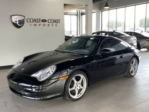 2003 Porsche 911 for sale at Coast to Coast Imports in Fishers IN