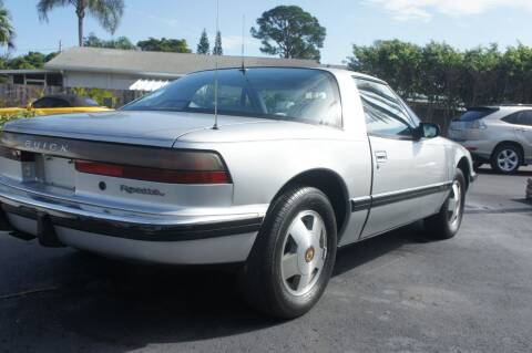 1990 Buick Reatta for sale at Dream Machines USA in Lantana FL