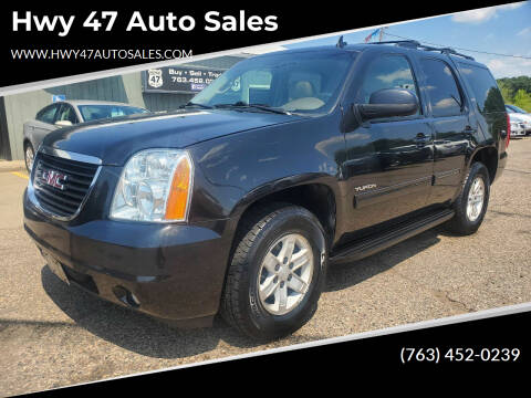 2010 GMC Yukon for sale at Hwy 47 Auto Sales in Saint Francis MN