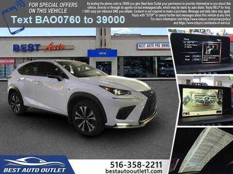 2020 Lexus NX 300 for sale at Best Auto Outlet in Floral Park NY