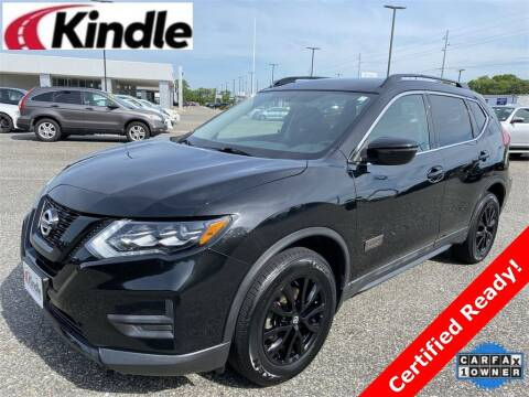 2017 Nissan Rogue for sale at Kindle Auto Plaza in Middle Township NJ