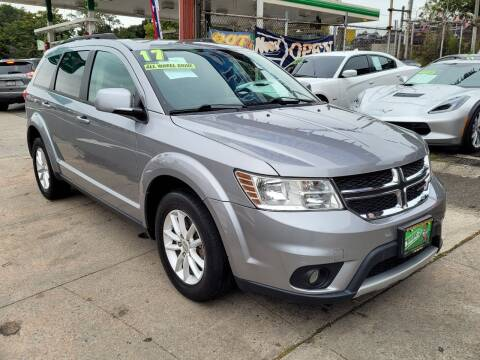 2017 Dodge Journey for sale at LIBERTY AUTOLAND INC in Jamaica NY