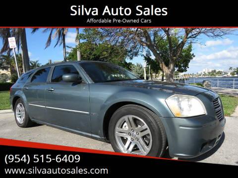 2006 Dodge Magnum for sale at Silva Auto Sales in Pompano Beach FL