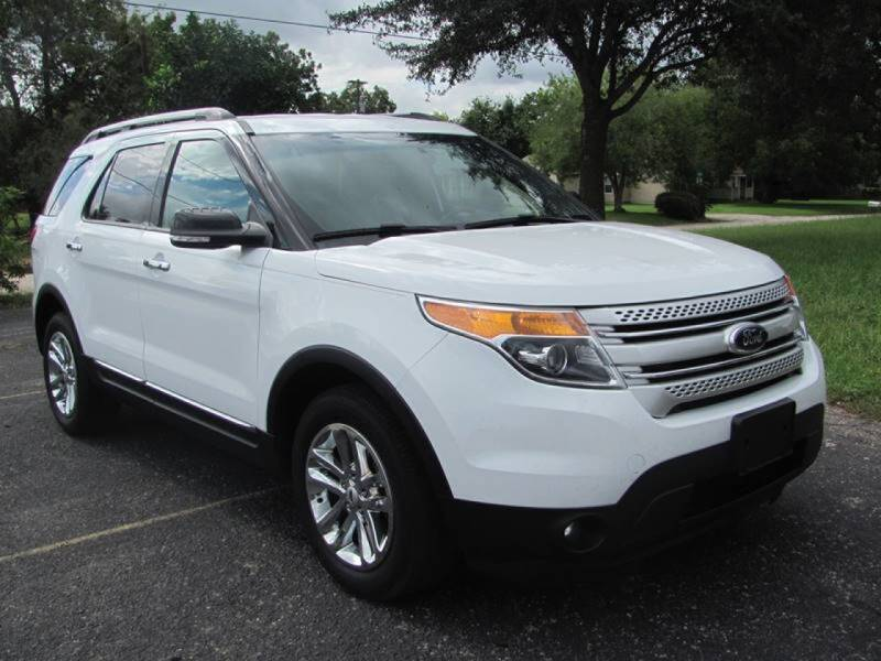 2015 Ford Explorer for sale at Rons Auto Sales in Stockdale TX