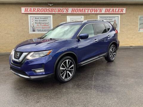 2017 Nissan Rogue for sale at Auto Martt, LLC in Harrodsburg KY