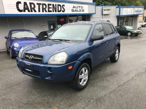 2005 Hyundai Tucson for sale at Car Trends 2 in Renton WA
