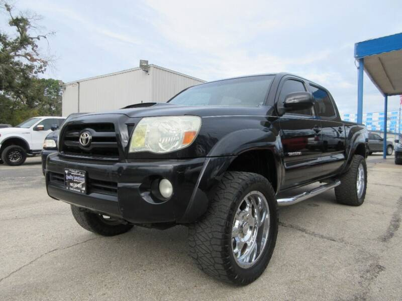 2008 Toyota Tacoma for sale at Quality Investments in Tyler TX