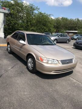 2000 Toyota Camry for sale at Auto Solution in San Antonio TX