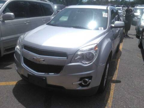 2012 Chevrolet Equinox for sale at Irving Auto Sales in Whitman MA