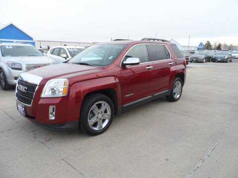 2012 GMC Terrain for sale at America Auto Inc in South Sioux City NE