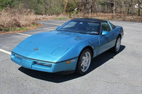 1988 Chevrolet Corvette for sale at Westford Auto Sales in Westford MA