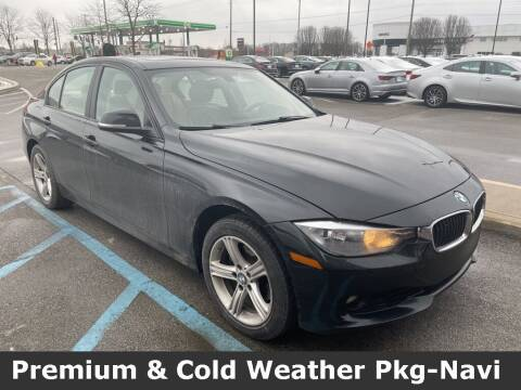 2014 BMW 3 Series for sale at Coast to Coast Imports in Fishers IN