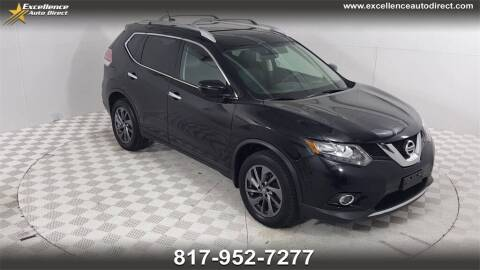 2016 Nissan Rogue for sale at Excellence Auto Direct in Euless TX
