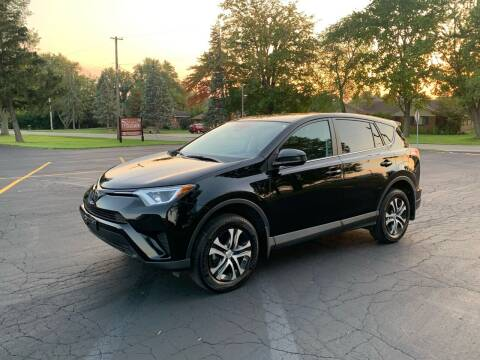 2018 Toyota RAV4 for sale at Dittmar Auto Dealer LLC in Dayton OH
