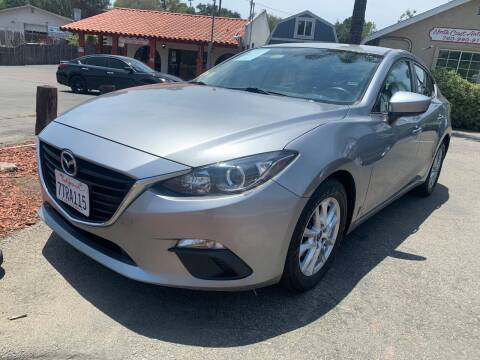 2016 Mazda MAZDA3 for sale at North Coast Auto Group in Fallbrook CA