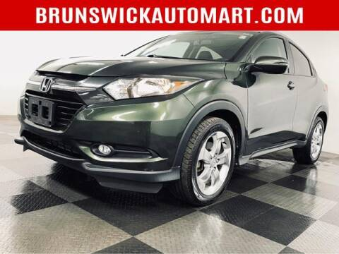 2017 Honda HR-V for sale at Brunswick Auto Mart in Brunswick OH