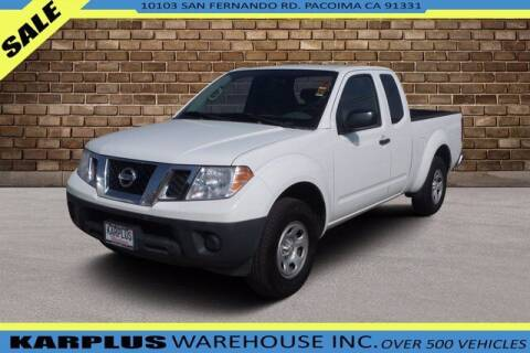 2013 Nissan Frontier for sale at Karplus Warehouse in Pacoima CA