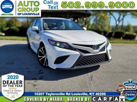 2018 Toyota Camry for sale at Auto Group of Louisville in Louisville KY