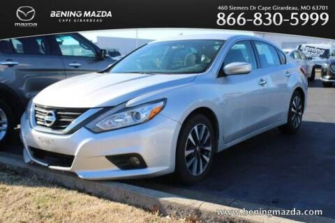 2017 Nissan Altima for sale at Bening Mazda in Cape Girardeau MO