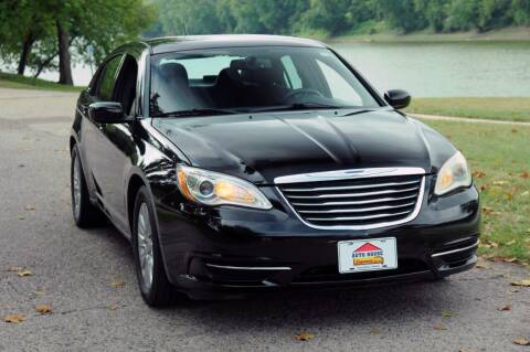 2014 Chrysler 200 for sale at Auto House Superstore in Terre Haute IN