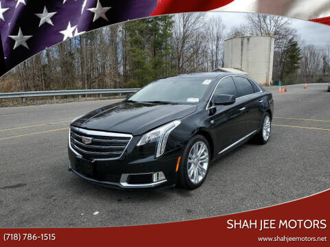 2019 Cadillac XTS for sale at Shah Jee Motors in Woodside NY