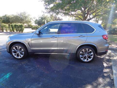 2018 BMW X5 for sale at BALKCUM AUTO INC in Wilmington NC
