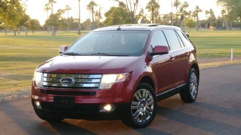 2008 Ford Edge for sale at CAR MIX MOTOR CO. in Phoenix AZ