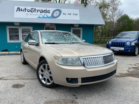 2006 Lincoln Zephyr for sale at Autostrade in Indianapolis IN