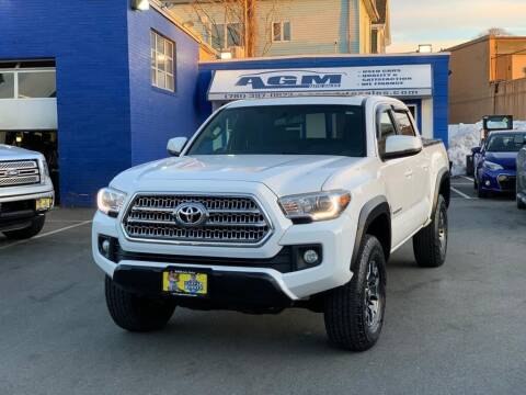 2016 Toyota Tacoma for sale at AGM AUTO SALES in Malden MA