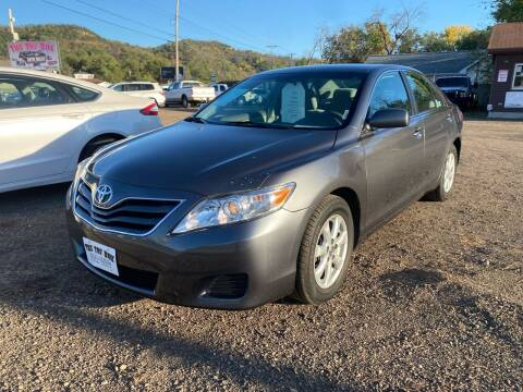 2011 Toyota Camry for sale at Toy Box Auto Sales LLC in La Crosse WI