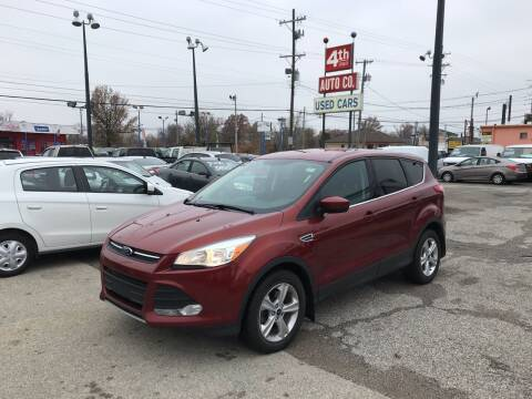 2015 Ford Escape for sale at 4th Street Auto in Louisville KY