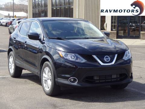2019 Nissan Rogue Sport for sale at RAVMOTORS 2 in Crystal MN