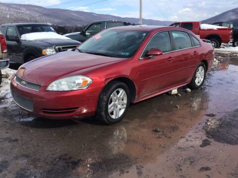 2013 Chevrolet Impala for sale at Troys Auto Sales in Dornsife PA
