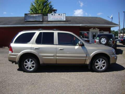 2004 Buick Rainier for sale at G and G AUTO SALES in Merrill WI