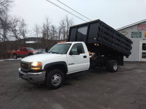 2007 GMC Sierra 3500 CC Classic for sale at AFFORDABLE AUTO SVC & SALES in Bath NY