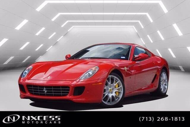 Used Ferrari 599 For Sale In Minneapolis Mn Carsforsale Com