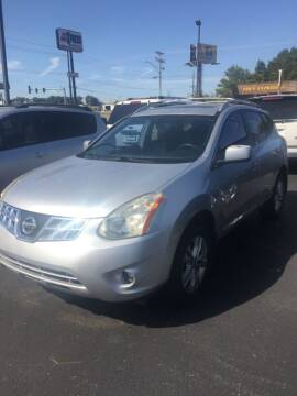 2012 Nissan Rogue for sale at Auto Credit Xpress in Jonesboro AR