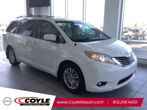 2013 Toyota Sienna for sale at COYLE GM - COYLE NISSAN - Coyle Nissan in Clarksville IN