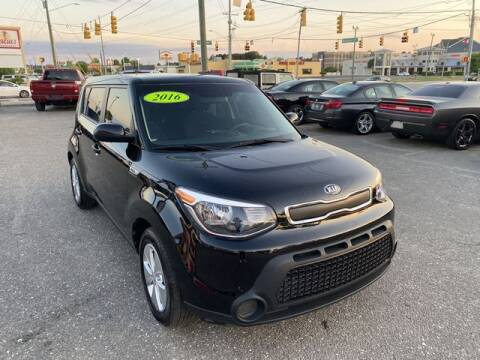 2016 Kia Soul for sale at Sell Your Car Today in Fayetteville NC