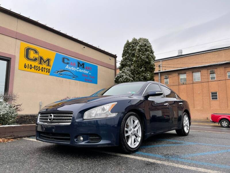 2009 Nissan Maxima for sale at Car Mart Auto Center II, LLC in Allentown PA