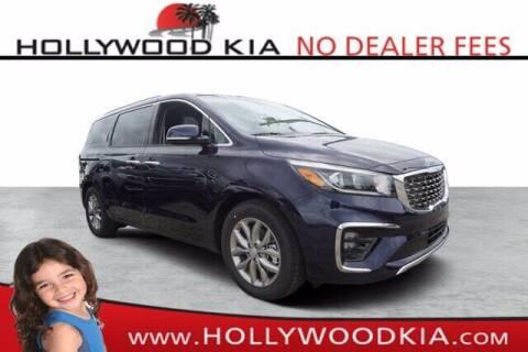 2021 Kia Sedona for sale at JumboAutoGroup.com in Hollywood FL
